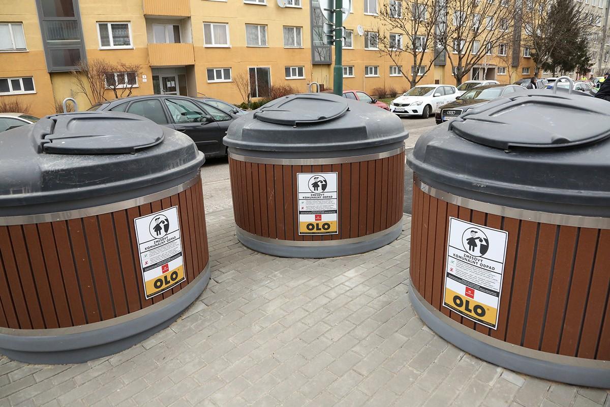 Tretie stanovište polopodzemných kontajnerov bude v Petržalke
