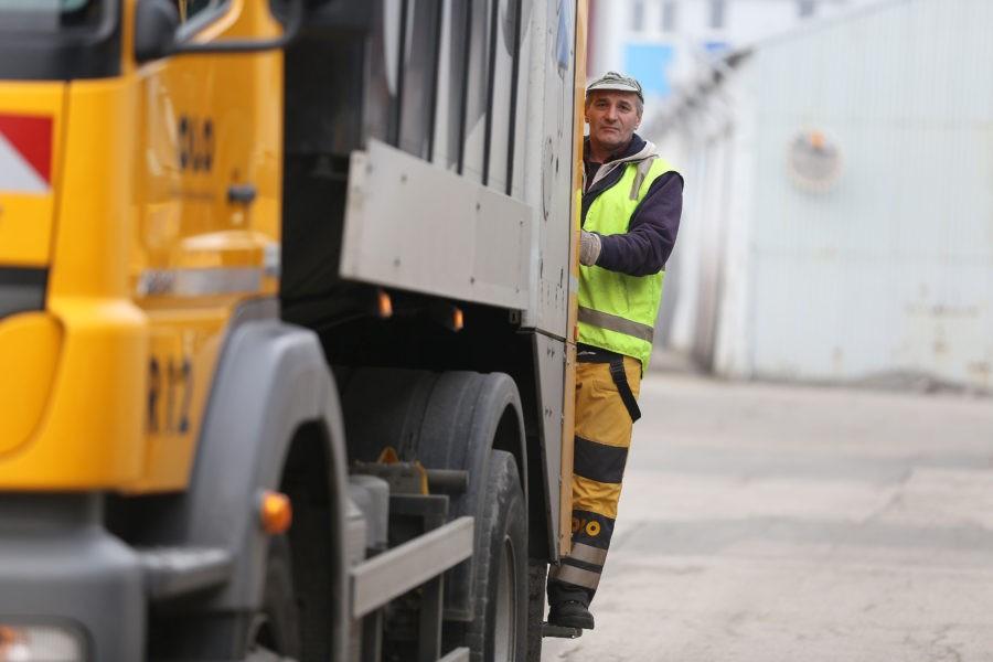 Odvoz odpadu v Bratislave bude počas Veľkej noci realizovaný v upravenom režime