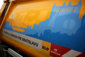 Odvoz odpadu v Bratislave bude počas októbrového sviatku a novembrových sviatkov zabezpečený podľa harmonogramu