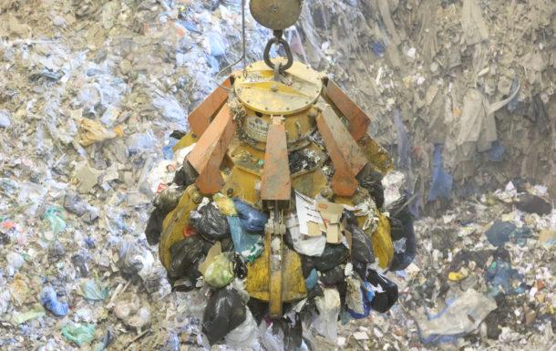 Technologická odstávka Spaľovne odpadu