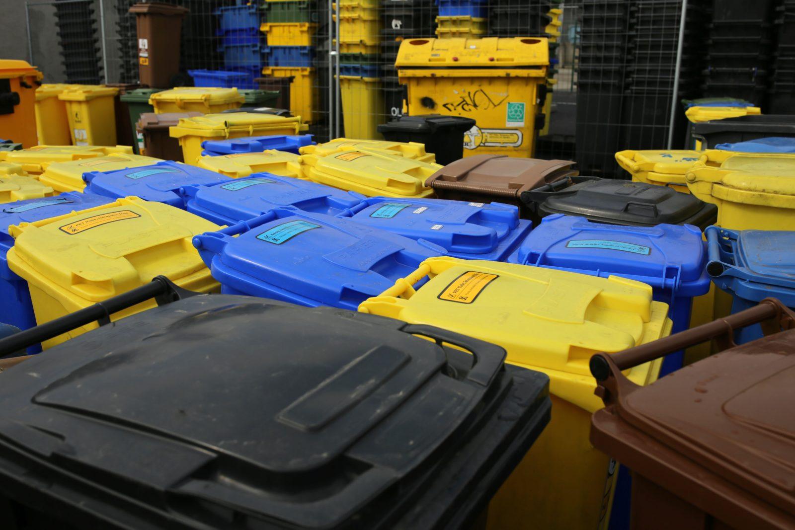 OLO prosí o sprístupnenie zberných nádob vždy deň pred odvozom odpadu