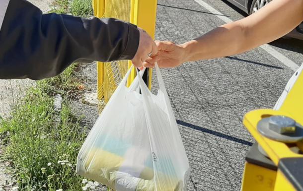Prvá etapa vrecového zberu triedeného odpadu z rodinných domov