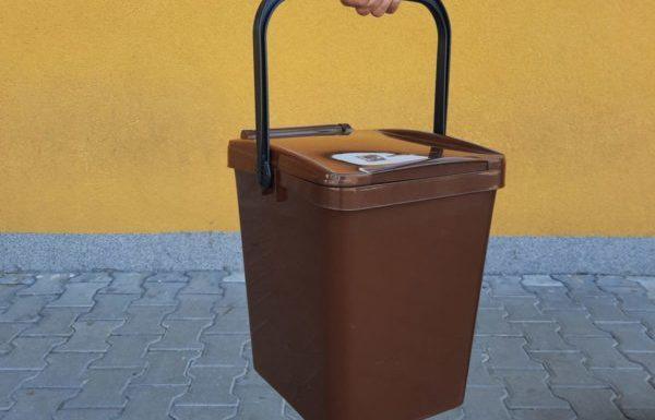 Harmonogram distribúcie košíkov a zberných nádob pre rodinné domy v Lamači