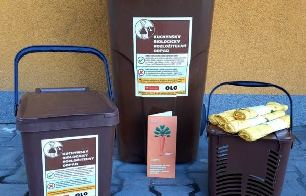 So zberom kuchynského bioodpadu začíname v Lamači