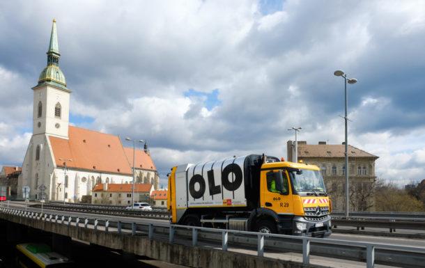 OLO upravuje odvozy odpadu z dôvodu ohlásených dopravných obmedzení